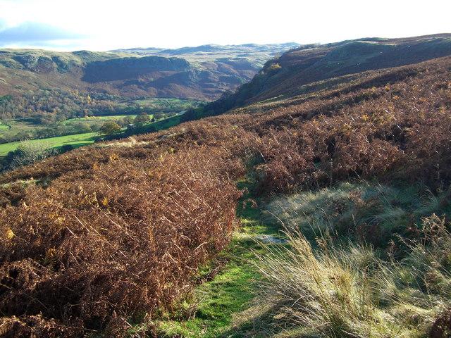 South from Rosgill Moor