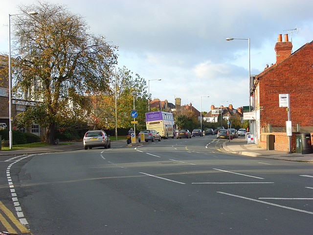Wokingham Road, Reading