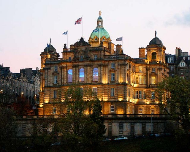 The Bank of Scotland