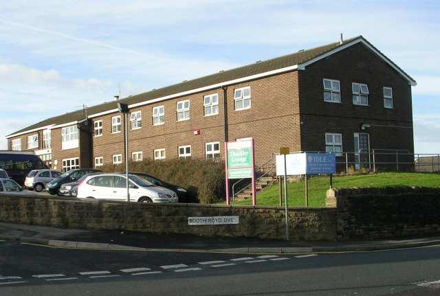 The Grange Care Home Eckington Sheffield