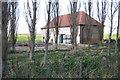 TL2882 : Shillhow Barn by Shaun Ferguson