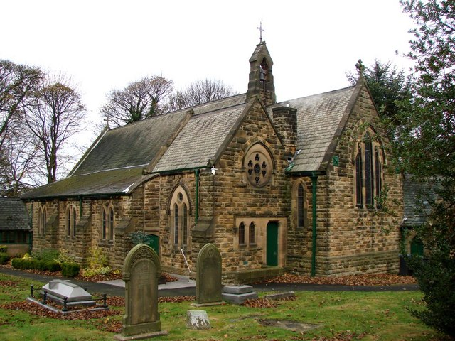 The Church of St James, Burnhopfield