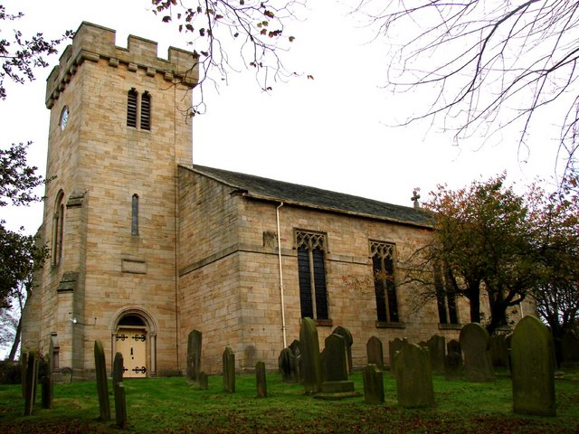 St Margaret's Church, Tanfield