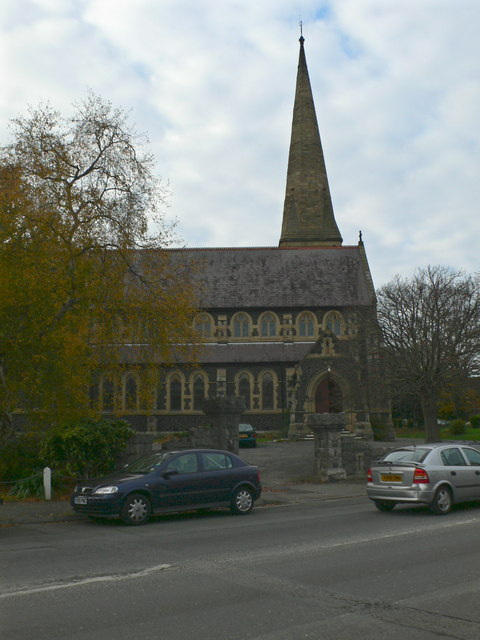 St John's Methodist Church, Colwyn Bay