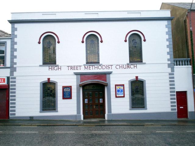 High Street Methodist Church, Lurgan