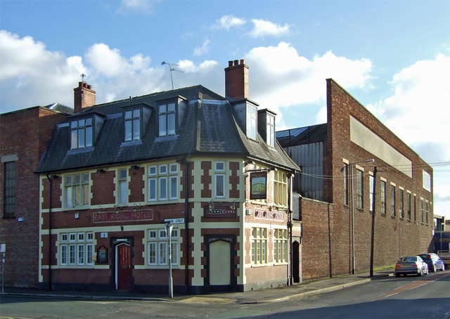 East Riding Hotel, Hull