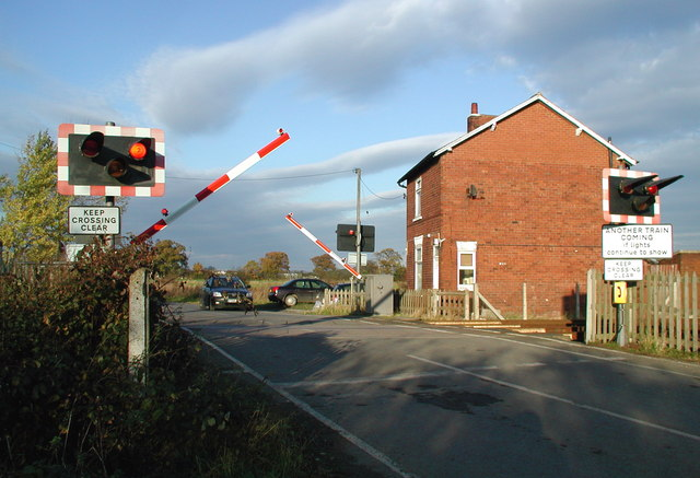 Hagg Lane Crossing