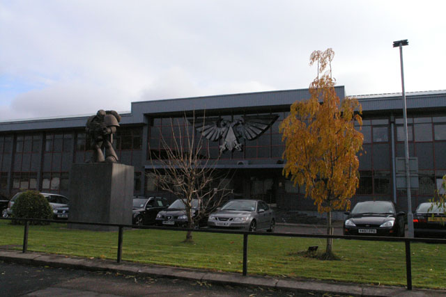 Games Workshop headquarters (C) David Lally :: Geograph Britain and ...