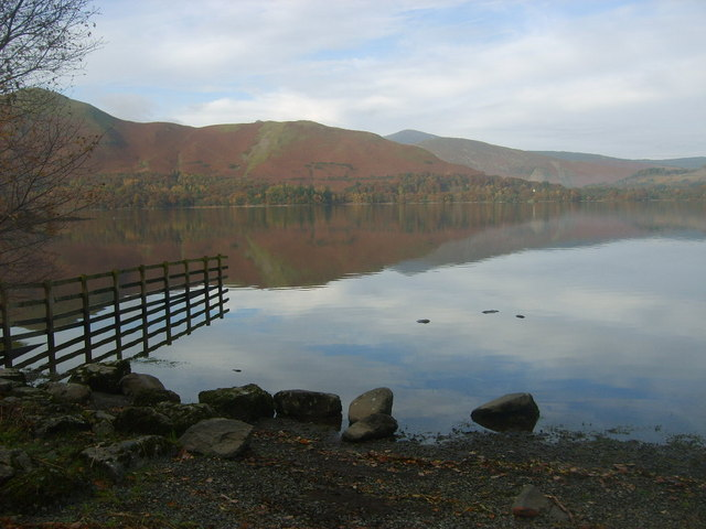 Early morning on Derwent Water