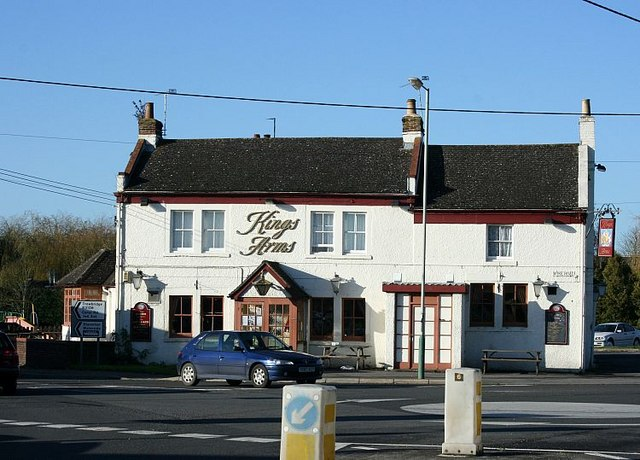 2007 : The Kings Arms, Hilperton Marsh