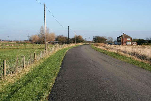Raven's Drove, Lincolnshire Fens