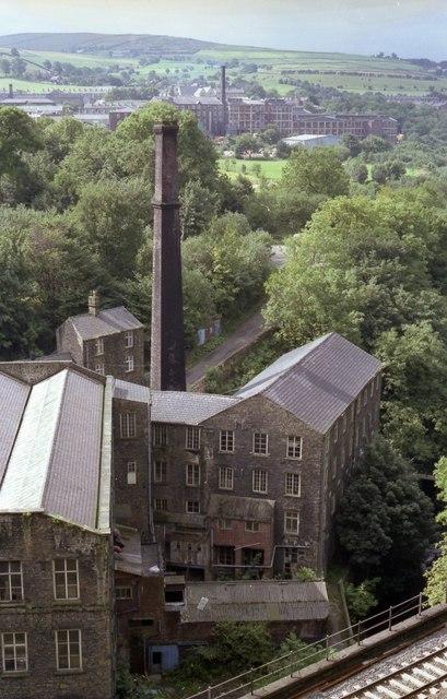 New Mills - Torr Vale Mill