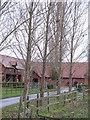 SJ6757 : Leighton Grange by Peter Kent