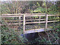 TL1966 : Footbridge - no longer in use by Brian Green