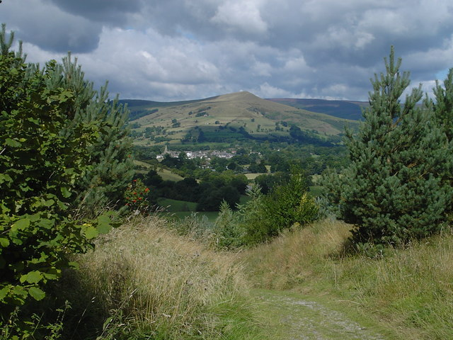 Brough - View over Hope Valley from Elmore Hill