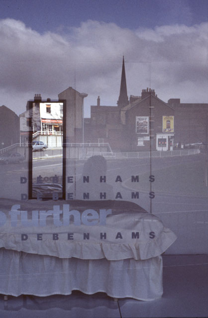 Reflections on Debenhams
