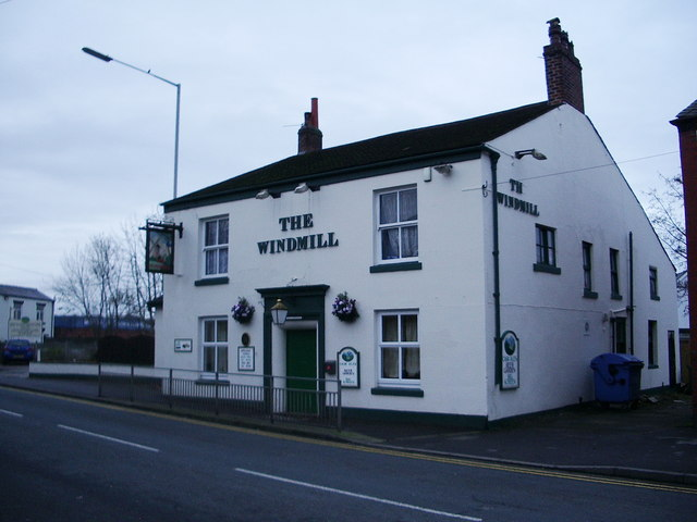 The Windmill, Eccleston