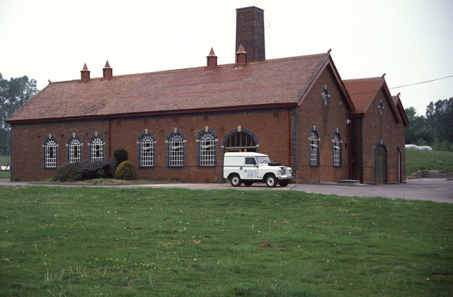 Bromsberrow Pumping Station