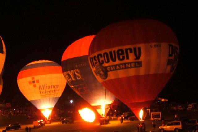 Bristol Balloon Fest 2006