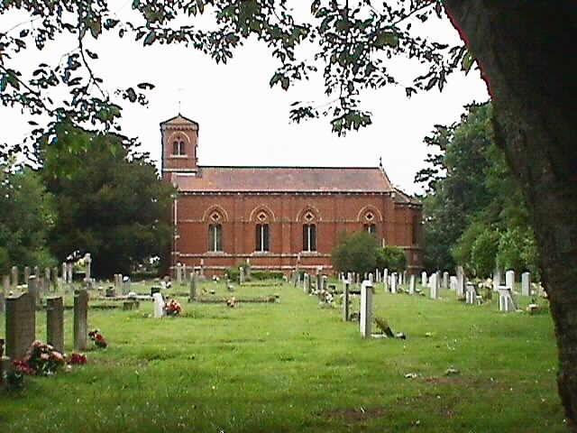 Apperley Church Gloucestershire
