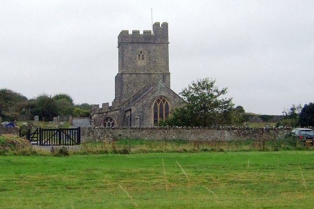 Berrow Church