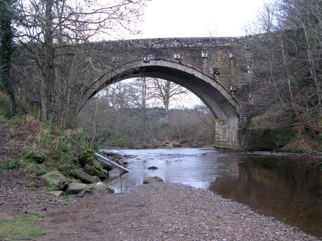 Blueback Bridge, Whitfield
