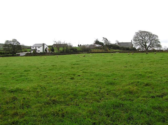 Killyfaddy Townland