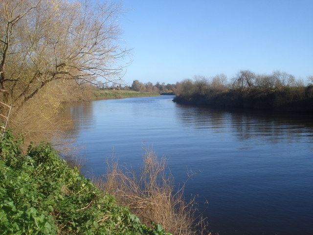 River Severn at Pixham Ferry