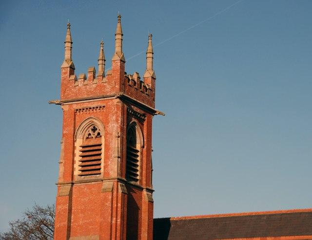 Tower, Belmont Presbyterian church, Belfast