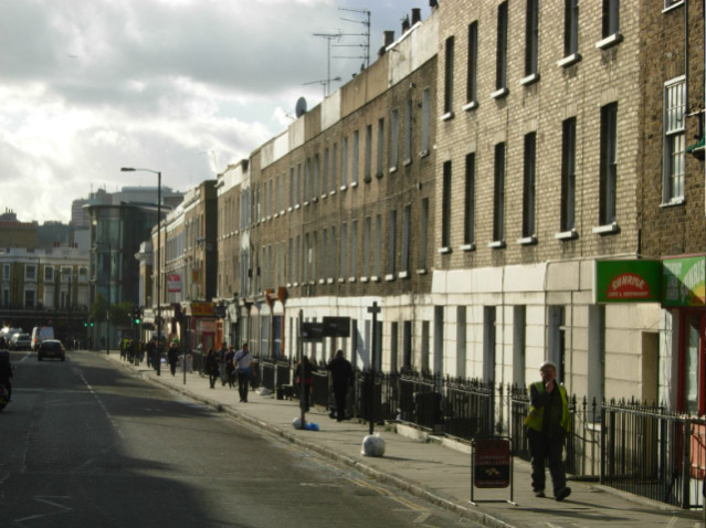 Caledonian Road, King's Cross