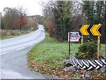 H5915 : R188 road near Cootehill, Co. Cavan by Jonathan Billinger