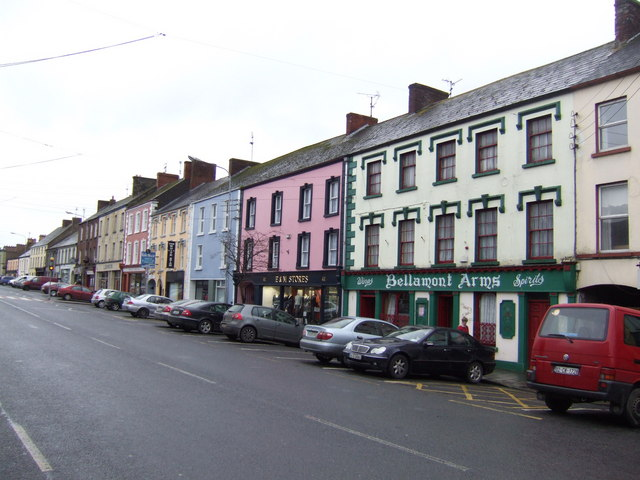 Cootehill Ireland  City pictures : Market Street, Cootehill, Co. Cavan C Jonathan Billinger :: Geograph ...