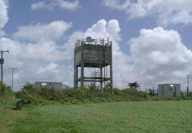 Multiuse Water Tower - St Mawes