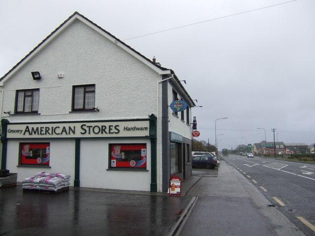 American Stores, Lisduff, Co. Cavan