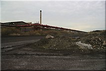 SE9209 : Scunthorpe Steelworks by Robert Reynolds