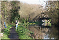 SO8899 : Staffordshire and Worcestershire Canal, Wolverhampton by Roger  Kidd