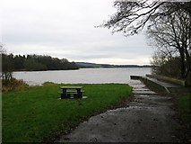N4786 : Landing stage, Lough Sheelin, Co. Cavan by Kieran Campbell