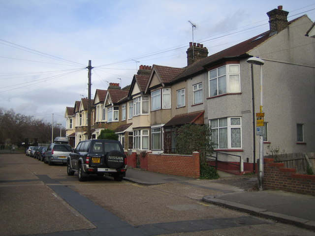 Chadwell Heath: Japan Road