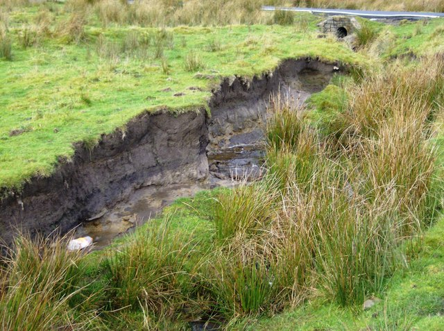 Water erosion © Graham Horn cc-by-sa/2.0 :: Geograph ...