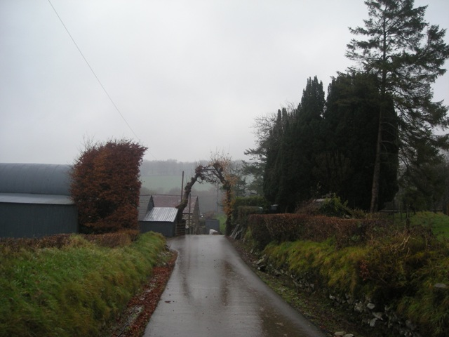 Entrance to Hendai Farm