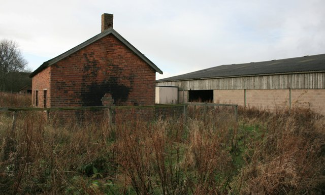 Former Mine Buildings, South Skelton Ironstone Mine