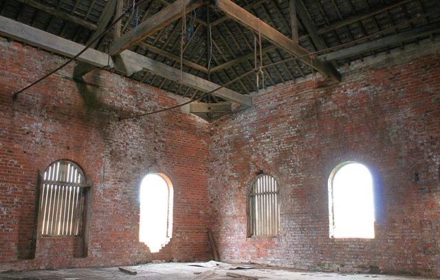Former Mine Buildings, South Skelton Ironstone Mine