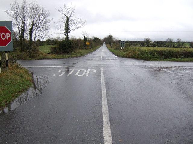 Staplestown Cross Roads