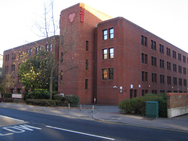 Watford: T K Maxx head office