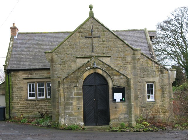 Church of St. Helen, Longhorsley