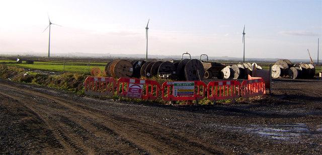 Fen Farm Windfarm