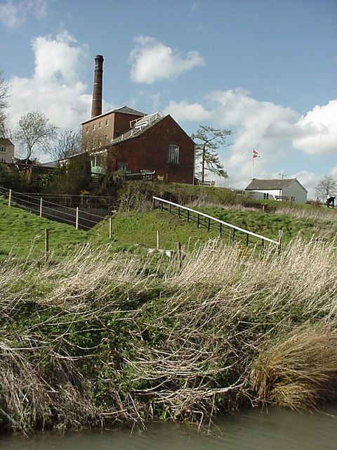 Kennet and Avon Canal - Crofton Pumping Station
