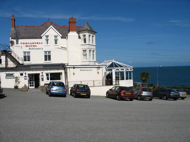 Trecastell Hotel Bull Bay Anglesey