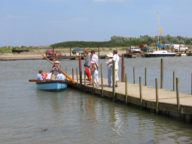 Walberswick Ferry
