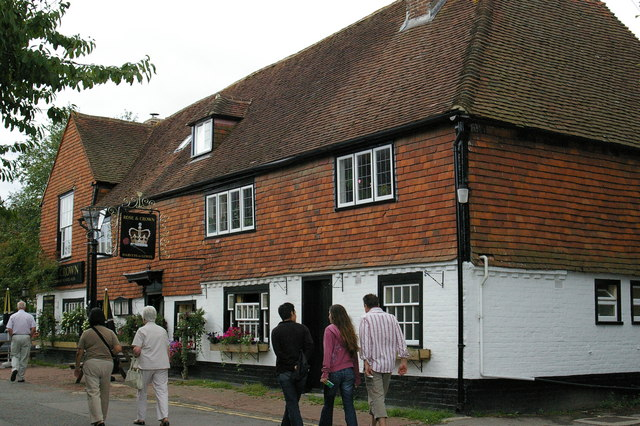 Rose and Crown, Burwash